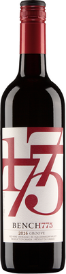 Bench 1775 2016 Groove Red Blend 750ml