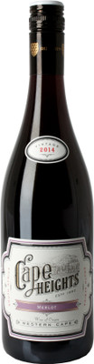 Cape Heights 2014 Merlot 750ml