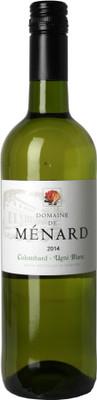 Domaine de Menard 2014 Ugni Blanc-Colombard 750ml