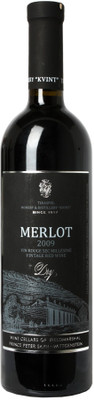 Kvint 2009 Merlot 750ml