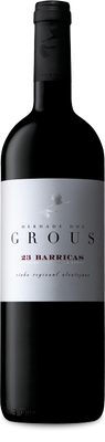 Herdade dos Grous 2013 23 Barricas Tinto 750ml