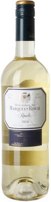 Marques De Riscal 2014 Rueda Verdejo 750ml