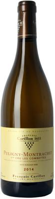 """Domaine Francois Carillon 2014 Puligny-Montrachet """"Les Combettes"""" 1er Cru 750ml"""