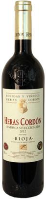 Heras Cordon 2012 Rioja Vendimia Seleccionada 750ml