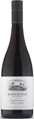 Auntsfield 2012 Single Vineyard Pinot Noir 750ml