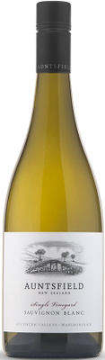Auntsfield 2014 Single Vineyard Sauvignon Blanc 750ml