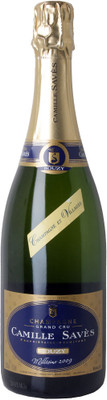 Champagne Camille Saves Brut 2009 Grand Cru 750ml
