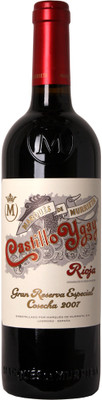 Marques de Murrieta 2007 Castillo Ygay Gran Reserva Especial Rioja 750ml
