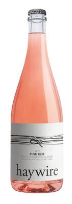 Haywire 2015 Sparkling Rose Bub 750ml