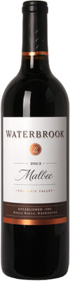 Waterbrook 2013 Malbec 750ml