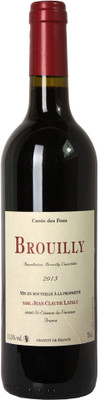 "Jean Claude Lapalu 2015 Brouilly ""Cuvee des Fous"" 750ml"