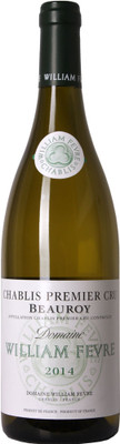 "William Fevre 2014 Chablis ""Beauroy"" 1er Cru 750ml"