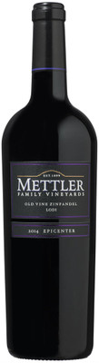 Mettler Family 2014 Old Vine Epicenter Zinfandel 750ml