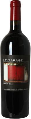 Alain Porteau 2012 Le Garage Bordeaux 750ml