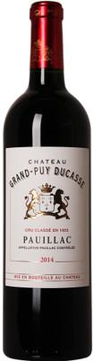 Château Grand Puy Ducasse 2014 Pauillac 750ml