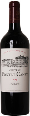 Château Pontet Canet 2014 Pauillac 750ml