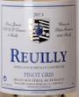 Domaine de Reuilly 2013 Pinot Gris Label
