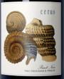 Antica Terra 2012 Ceras Pinot Noir Label