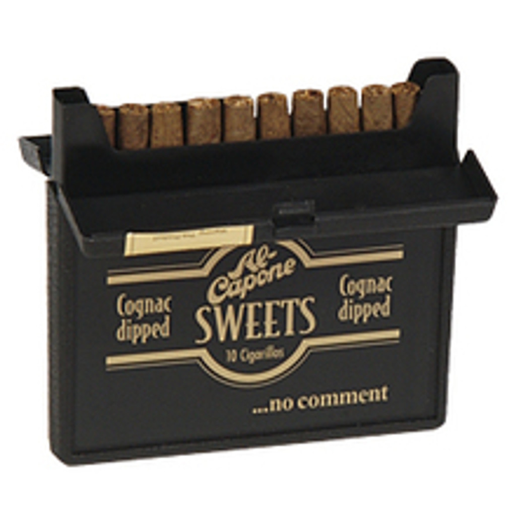 Al Capone Sweets Cigars (10 Packs Of 10) - Natural