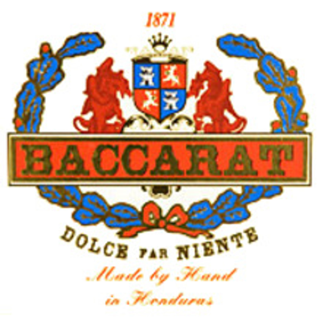 Baccarat Rothschild Cigars - 5 x 50 (Box of 25)