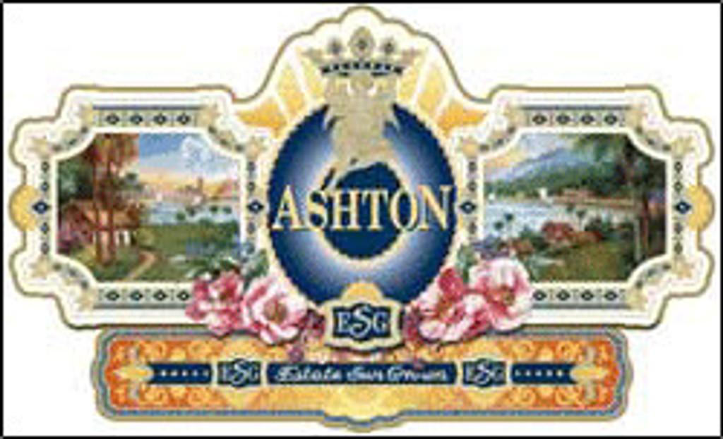 Ashton ESG 24 Year Salute Cigars - 6 1/2 x 48 (Cedar Chest of 25)