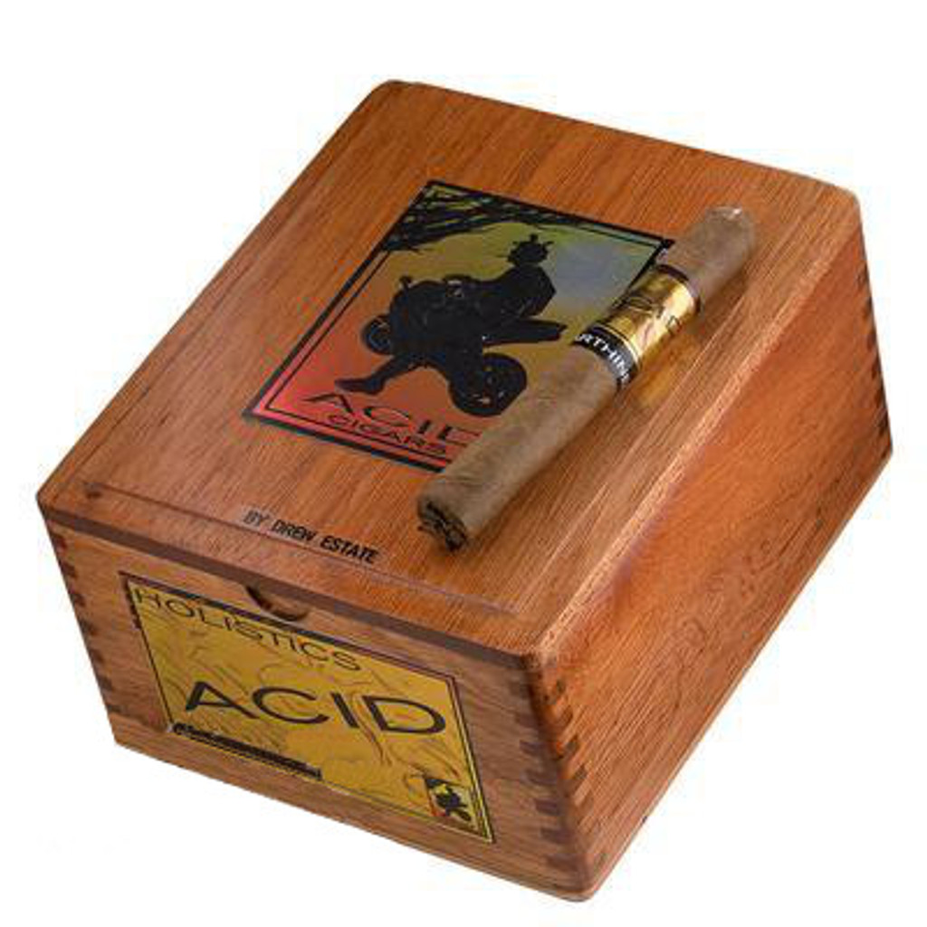 Acid Gold Earthiness Cigars - 5 x 42 (Box of 24)