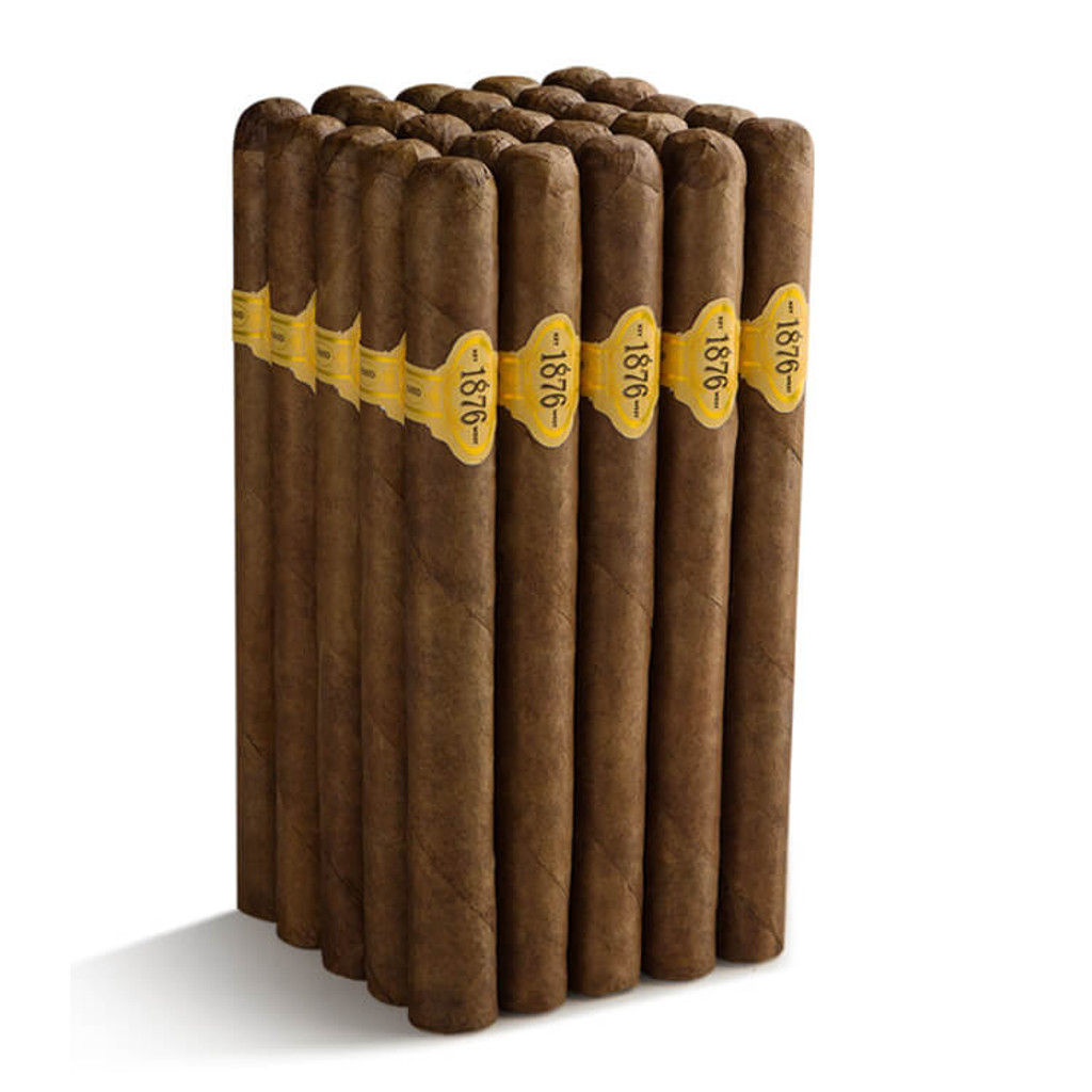 1876 Key West Churchill Cigars 7.25 x 50 (Bundle of 25)