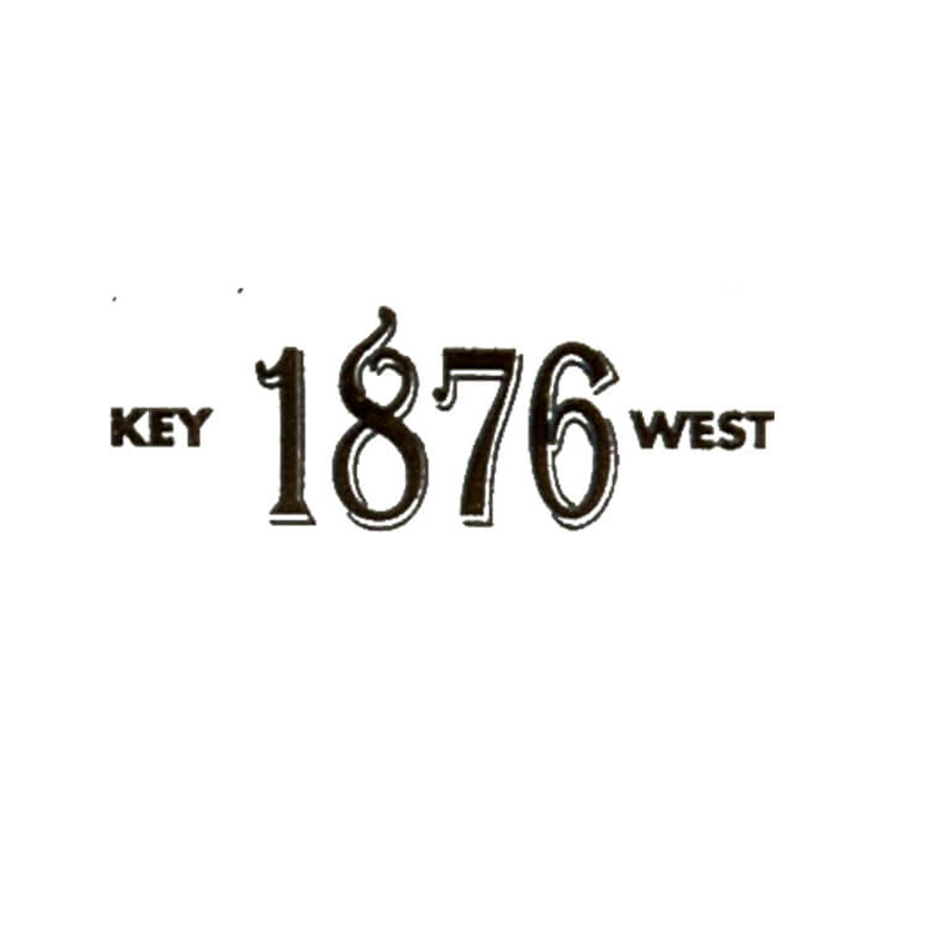 1876 Key West Maduro Churchill Cigars 7.25 x 50 (Bundle of 25)