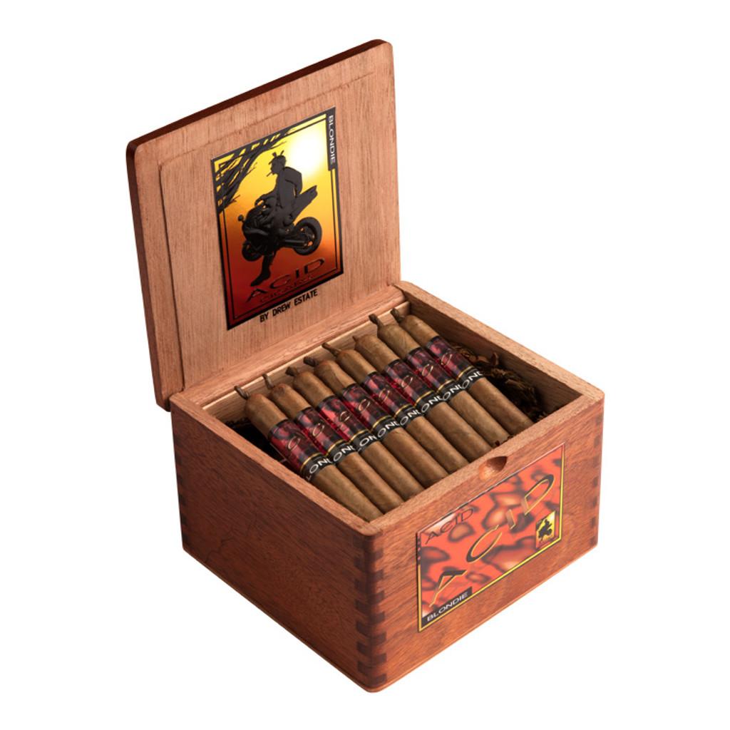 Acid Red Blondie Cigars - 4 x 38 (Box of 40)