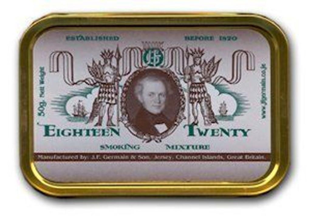 Germain's Eighteen Twenty Pipe Tobacco | 1.75 OZ TIN