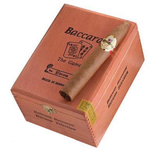 Baccarat Belicoso Cigars - 6 x 54 (Cedar Chest of 20)