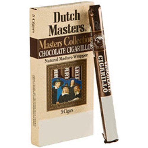 Dutch Masters Cigarillos Chocolate Cigars (5 Packs Of 5) - Maduro