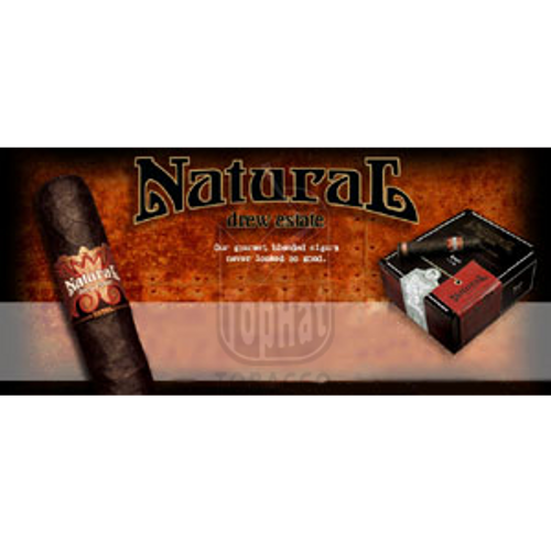 Drew Estate Natural Root Deluxe Cigars - 6 x 50