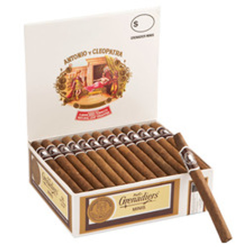 Antonio Y Cleopatra Mini Cigars (Box of 50) - EMS