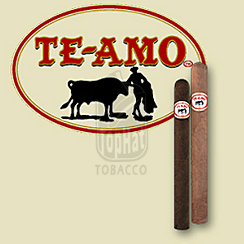 Te-Amo Toro Maduro Cigars - 6 x 50 (Box of 25)