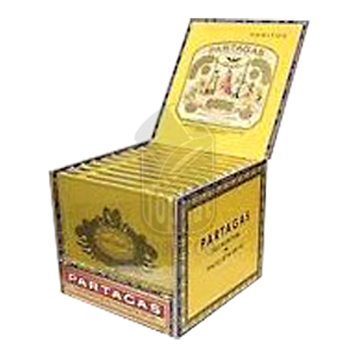 Partagas Puritos Cigars - 4 1/4 x 32 (10 Tins of 10)