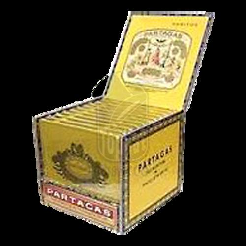 Partagas Puritos Cigars - 4 1/4 x 32 (10 Tins of 10)