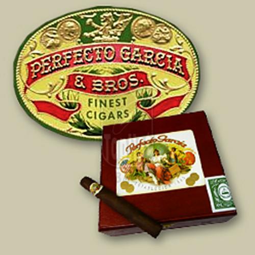Perfecto Garcia Waldorf Maduro Cigars - 5 x 50 (Box of 25)