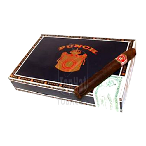 Punch Double Corona Maduro Cigars - 6 3/4  x 48 (Box of 25)