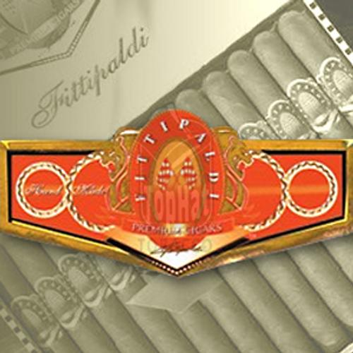 Fittipaldi Gold Corona Maduro Cigars - 6 x 44 (Box of 25)