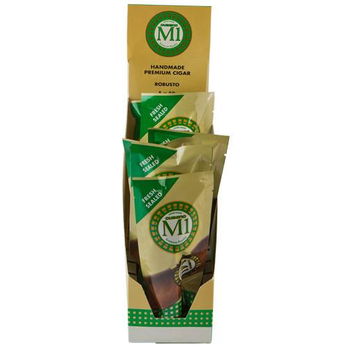 Cusano M1 Bundle Robusto Fresh Pack Cigars - 5 x 50 (Pack of 6)