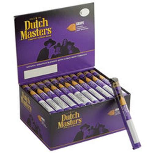 Dutch Masters Corona Grape Cigars (Box of 55) - Natural