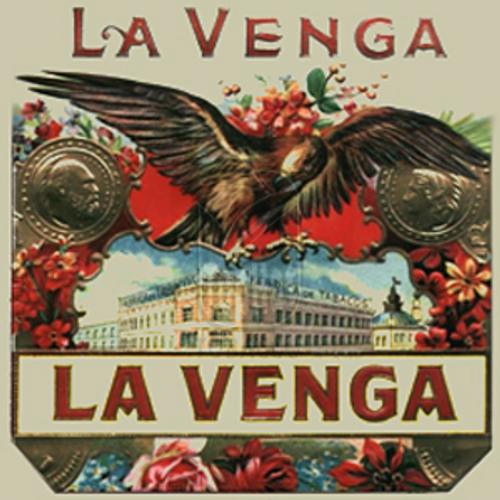 La Venga No.61 Natural Cigars - 6 1/4 x 50 (Bundle of 20)