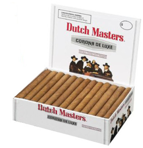 Dutch Masters Corona Deluxe Cigars (Box of 55) - Natural