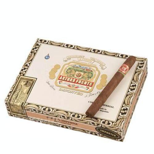 Arturo Fuente Corona Imperial Natural Cigars - 6 1/2 X 46 (Box of 25)
