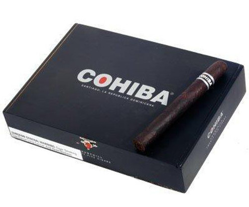 Cohiba Black Churchill Cigars - 7 x 49