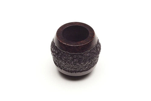 Falcon Bulldog Standard Ruticated Tobacco Pipe Bowl