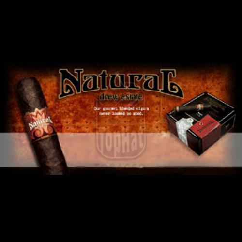 Drew Estate Natural Root Cigars - 5 x 55