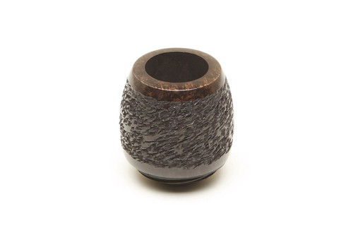 Falcon Billiard Standard Ruticated Tobacco Pipe Bowl