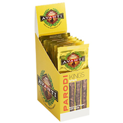 Parodi Kings Cigars (10 Packs Of 3) - Natural